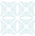 Light seamless pattern - white and blue vector