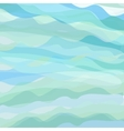 Abstract background with waves pastel colors vector