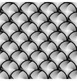 Design seamless circle striped geometric pattern vector