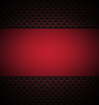 Red grill texture background vector