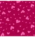 Swirly hand drawn heart pattern in format vector
