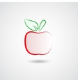 Apple sign vector