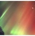 Aurora borealis background - vector