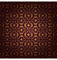 Ornaments background red vector