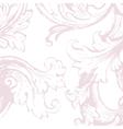Floral vine background vector