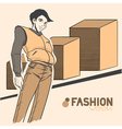 Fashion style10 vector