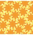 Seamless background stars vector