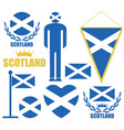 Scotland vector