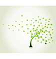 Park trees6 vector