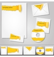 Corporate design vector
