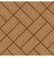 Wooden floor vector