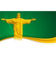 Brazil background vector