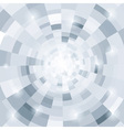 Abstract circular gray background for your design vector