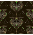 Seamless beautiful pattern graphic ornament vector