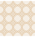 Creative design background in beige colors vector