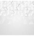 Light grey technology geometric background vector