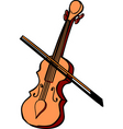Violin instrument vector