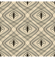 Seamless beautiful geometric pattern ornament vector
