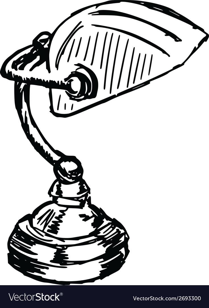 Lamp vector   Price: 1 Credit (USD $1)