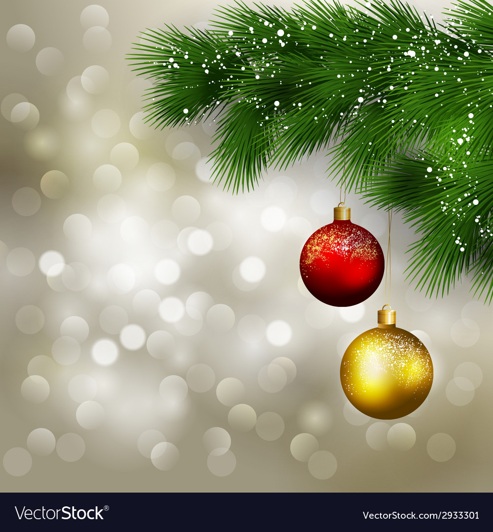 Christmas greeting vector | Price: 1 Credit (USD $1)