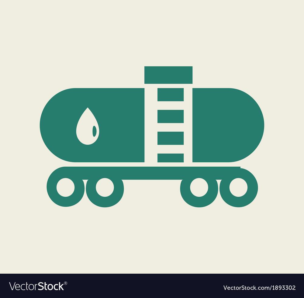 Eco flat icon vector   Price: 1 Credit (USD $1)