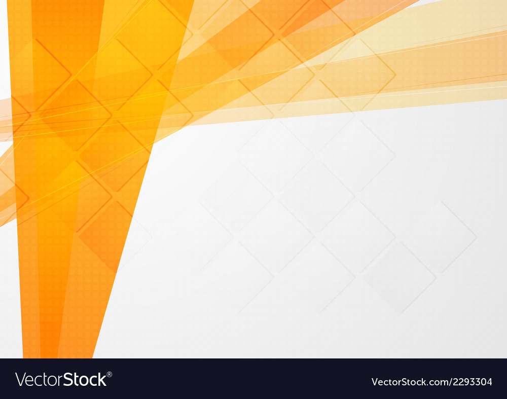 Abstract orange technical backdrop vector | Price: 1 Credit (USD $1)