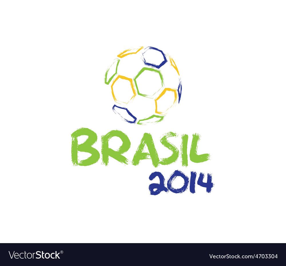 Brasil 2014 vector | Price: 1 Credit (USD $1)