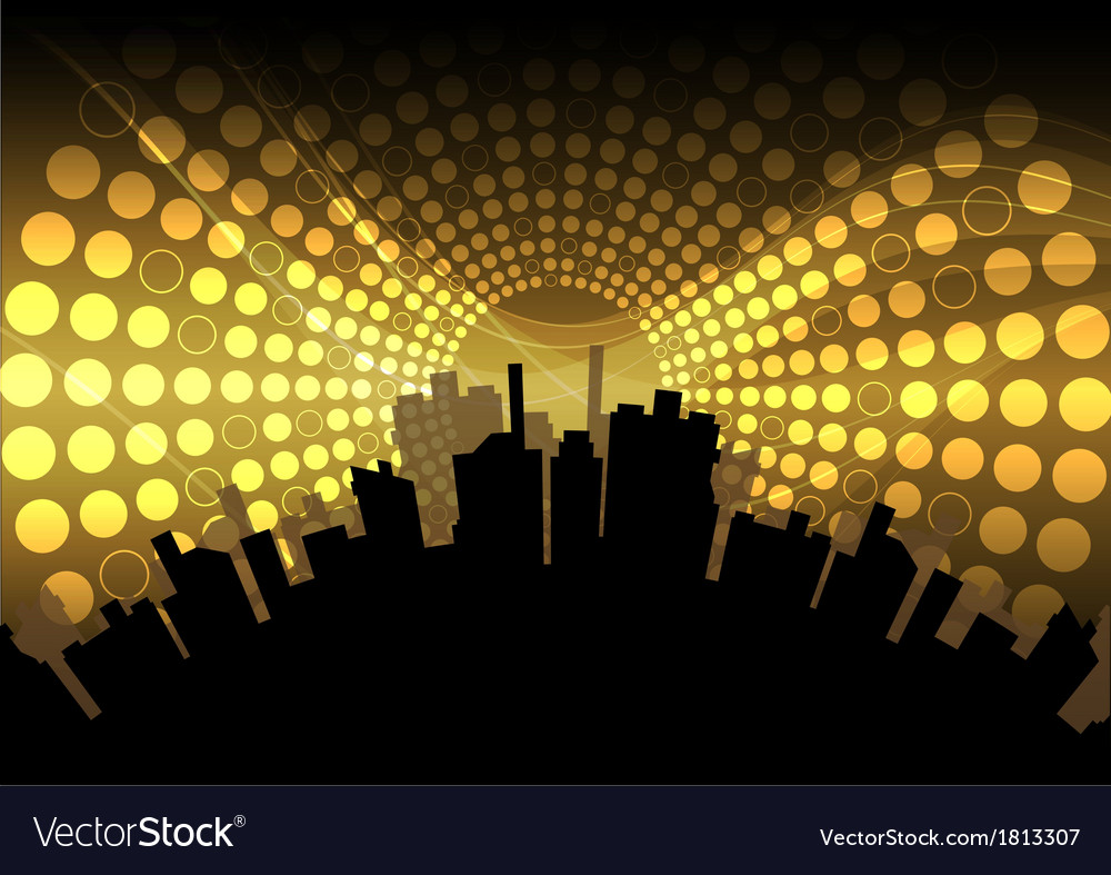 City celebration vector | Price: 1 Credit (USD $1)