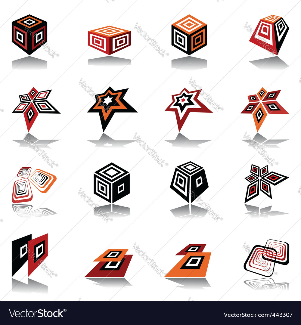 Design elements set vector   Price: 1 Credit (USD $1)