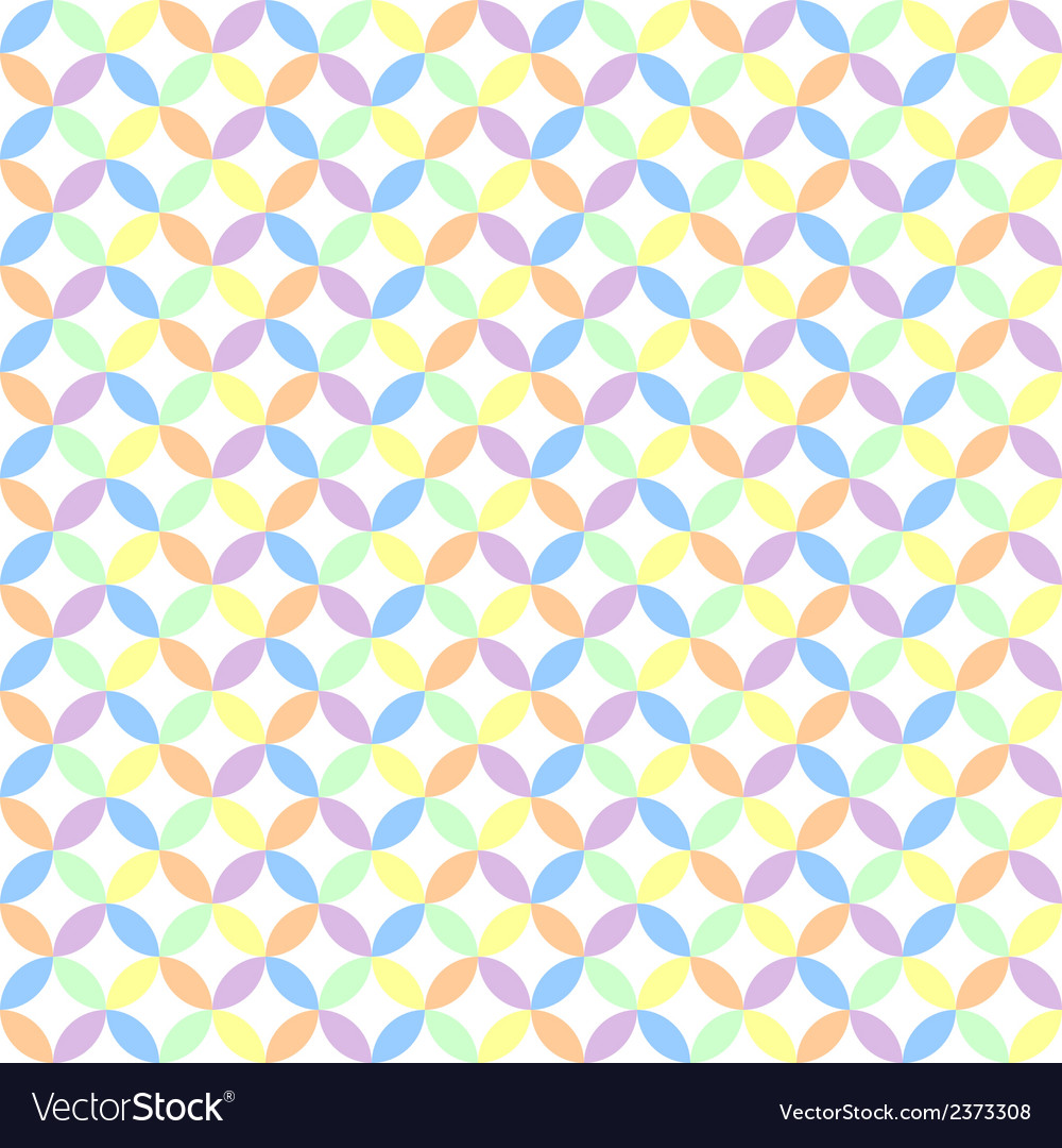 Circle pastel background vector | Price: 1 Credit (USD $1)