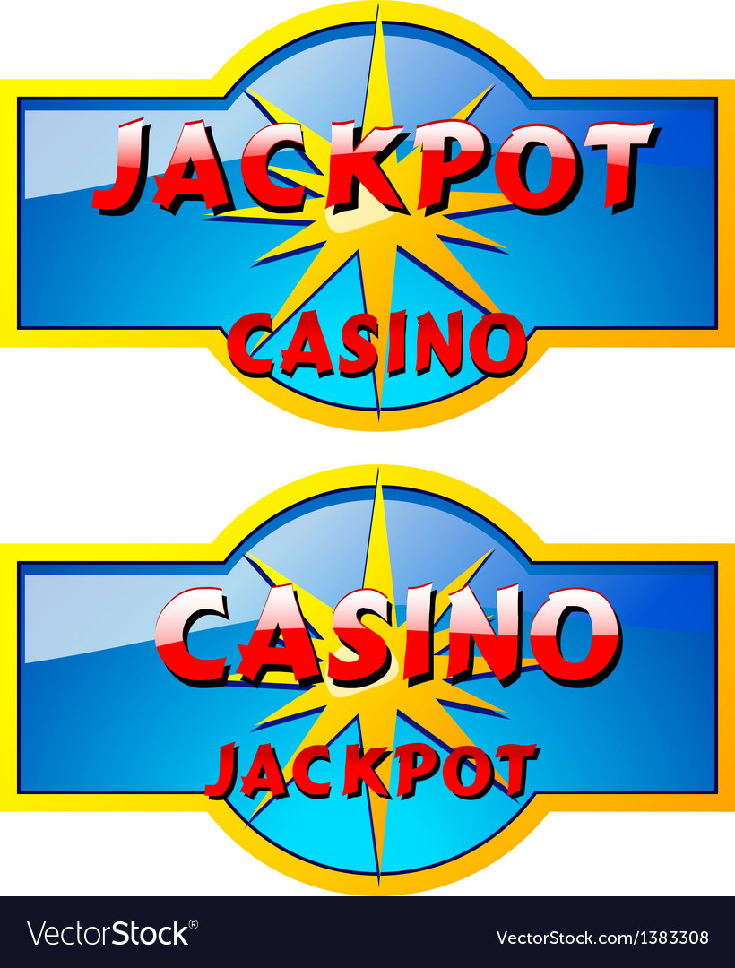 Icon casino vector | Price: 1 Credit (USD $1)