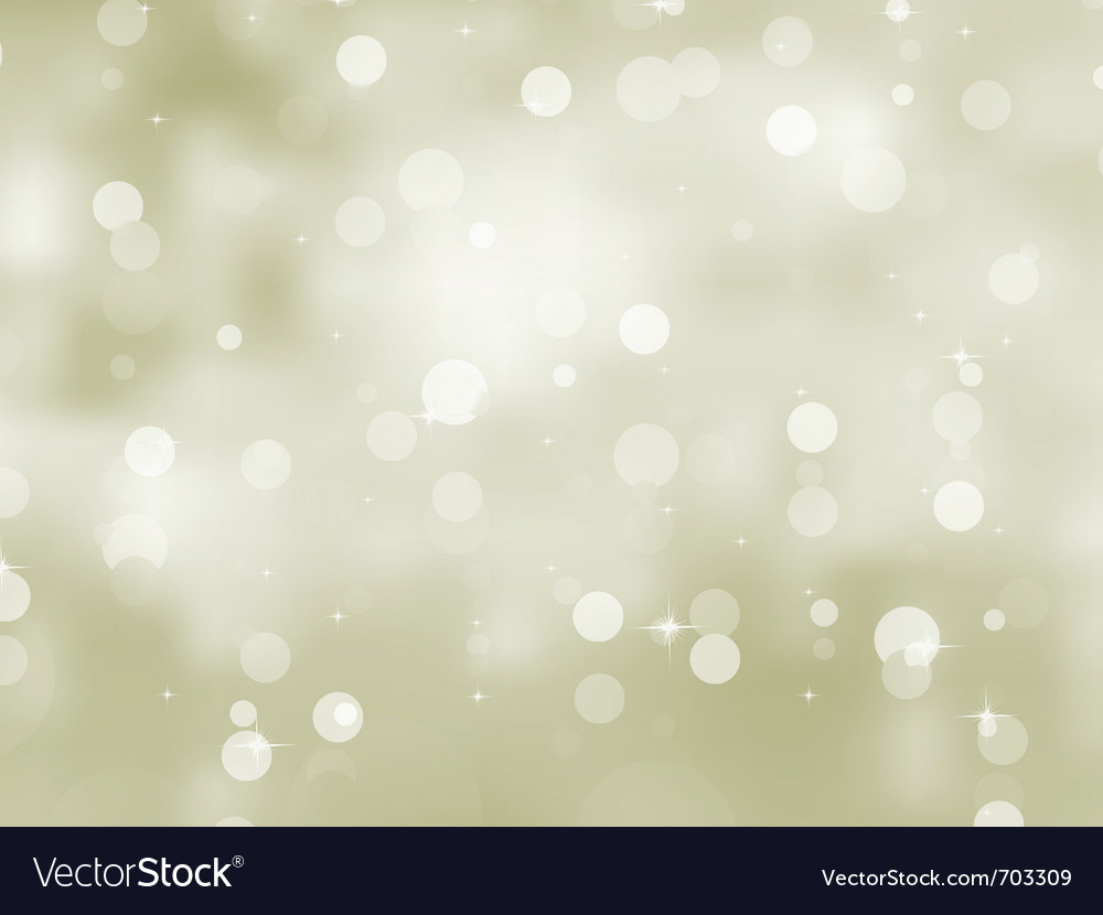 Glittery gold christmas background vector | Price: 1 Credit (USD $1)
