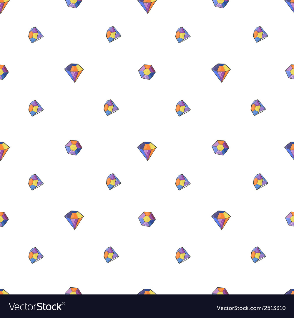 Glamour diamond background vector | Price: 1 Credit (USD $1)