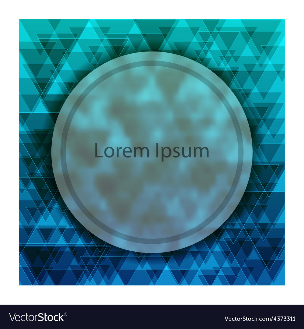 Abstract background for design with frosted glass vector   Price: 1 Credit (USD $1)