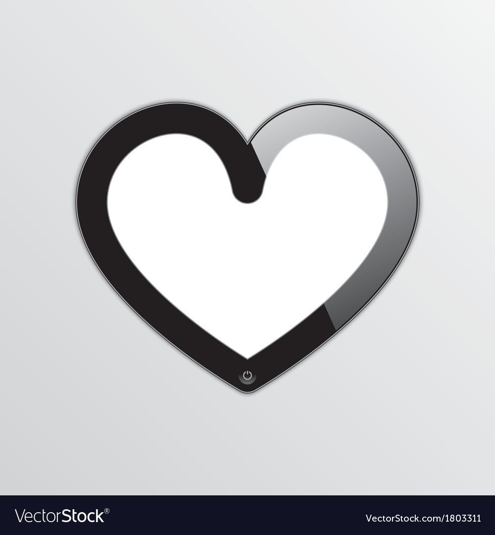 Smartheart vector | Price: 1 Credit (USD $1)