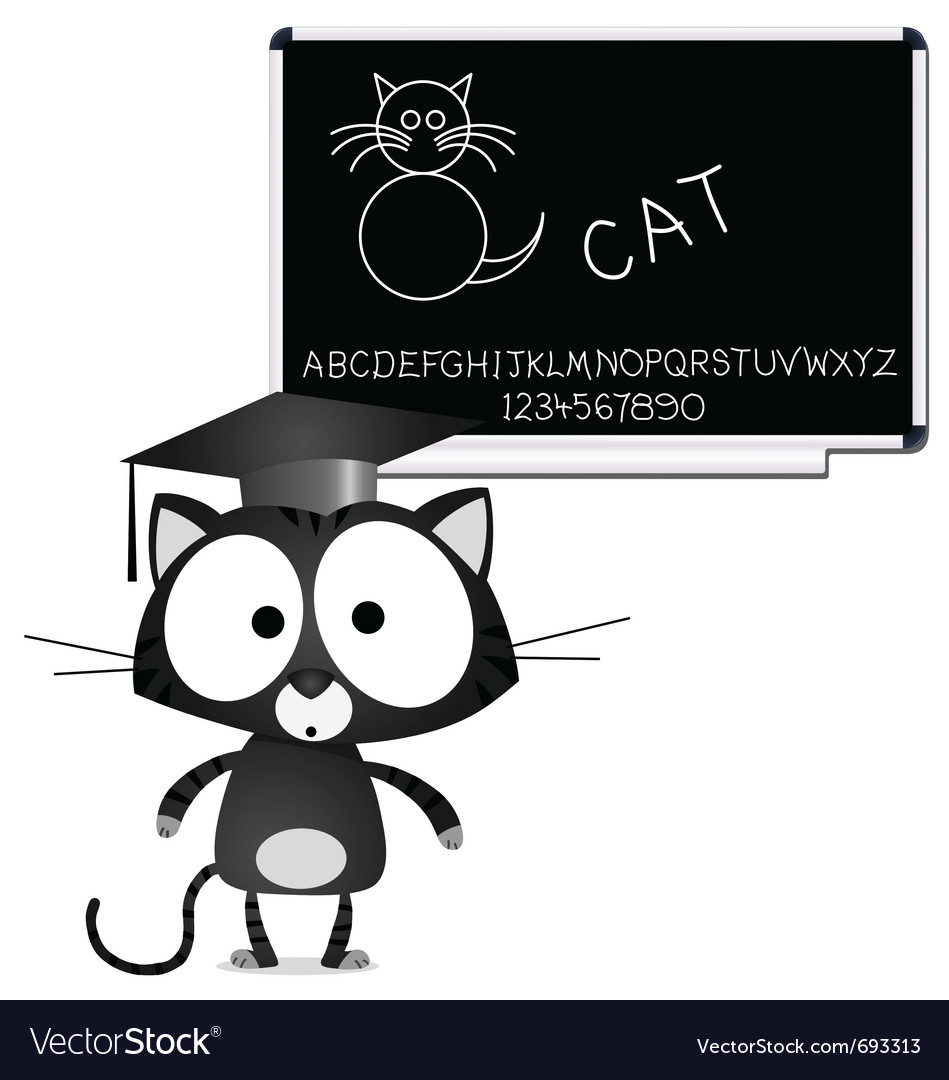 Learning blackboard vector | Price: 1 Credit (USD $1)