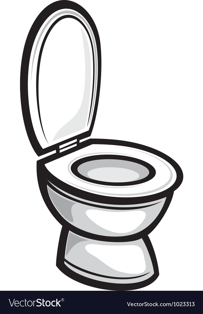 Toilet seat vector | Price: 1 Credit (USD $1)
