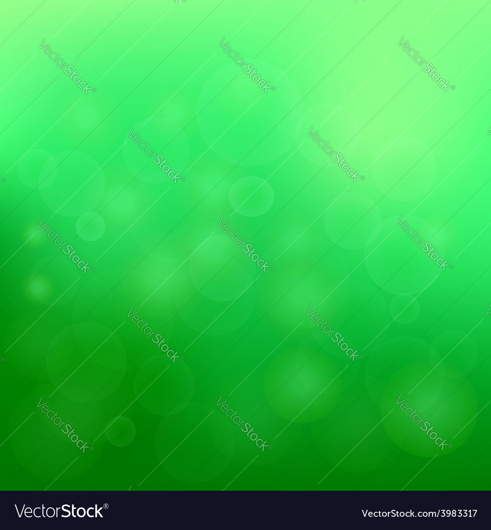 Green blurred background vector | Price: 1 Credit (USD $1)