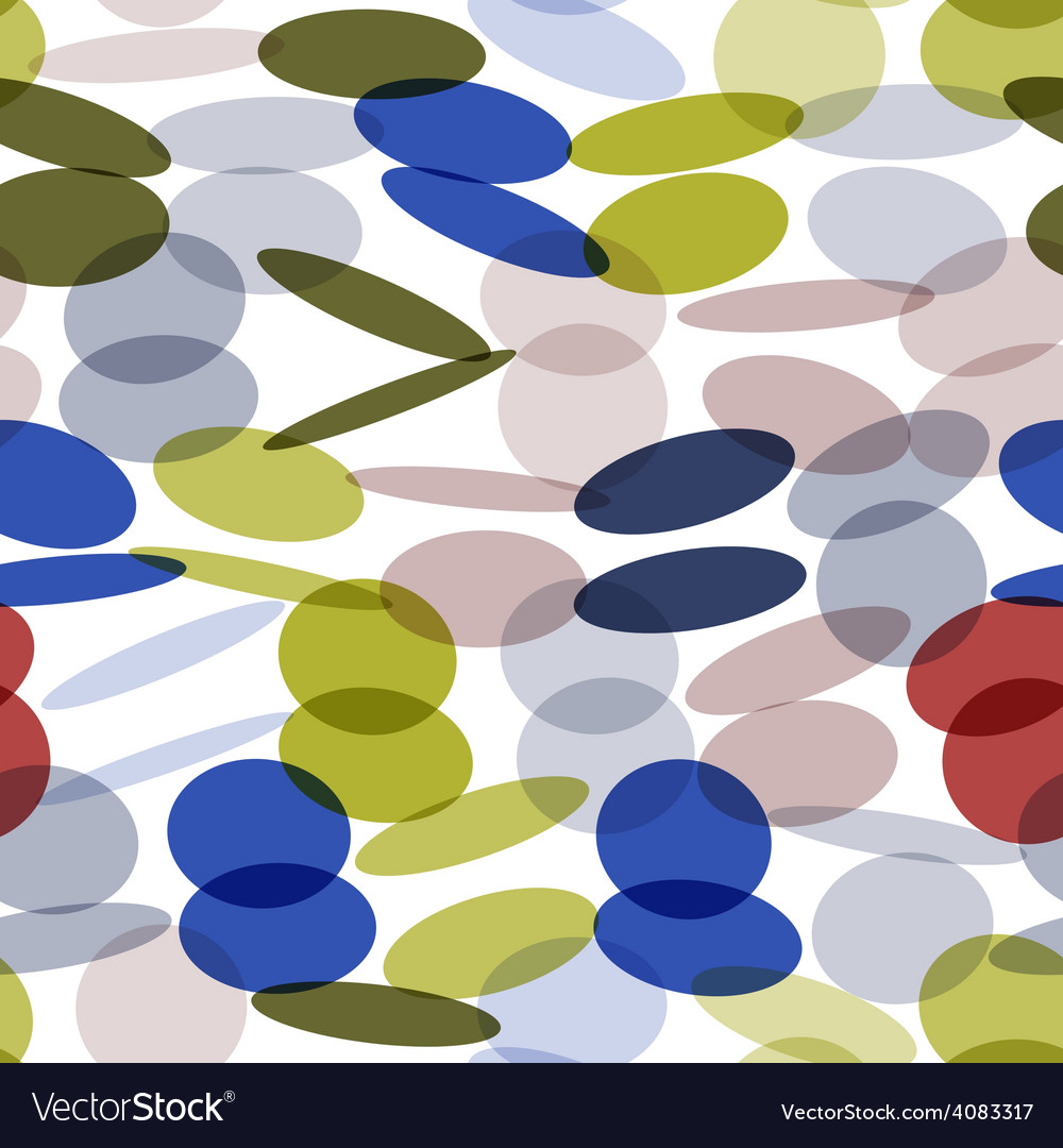 Polka dot background seamless pattern on a white vector   Price: 1 Credit (USD $1)