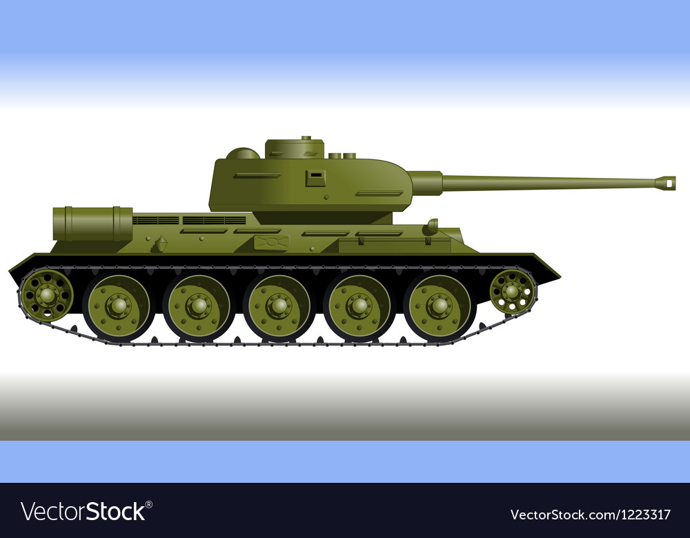 Tank vector | Price: 3 Credit (USD $3)