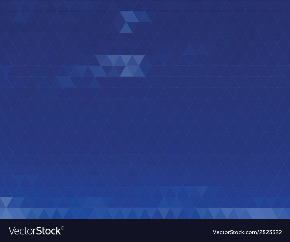 Hipster background made of triangles retro label vector | Price: 1 Credit (USD $1)
