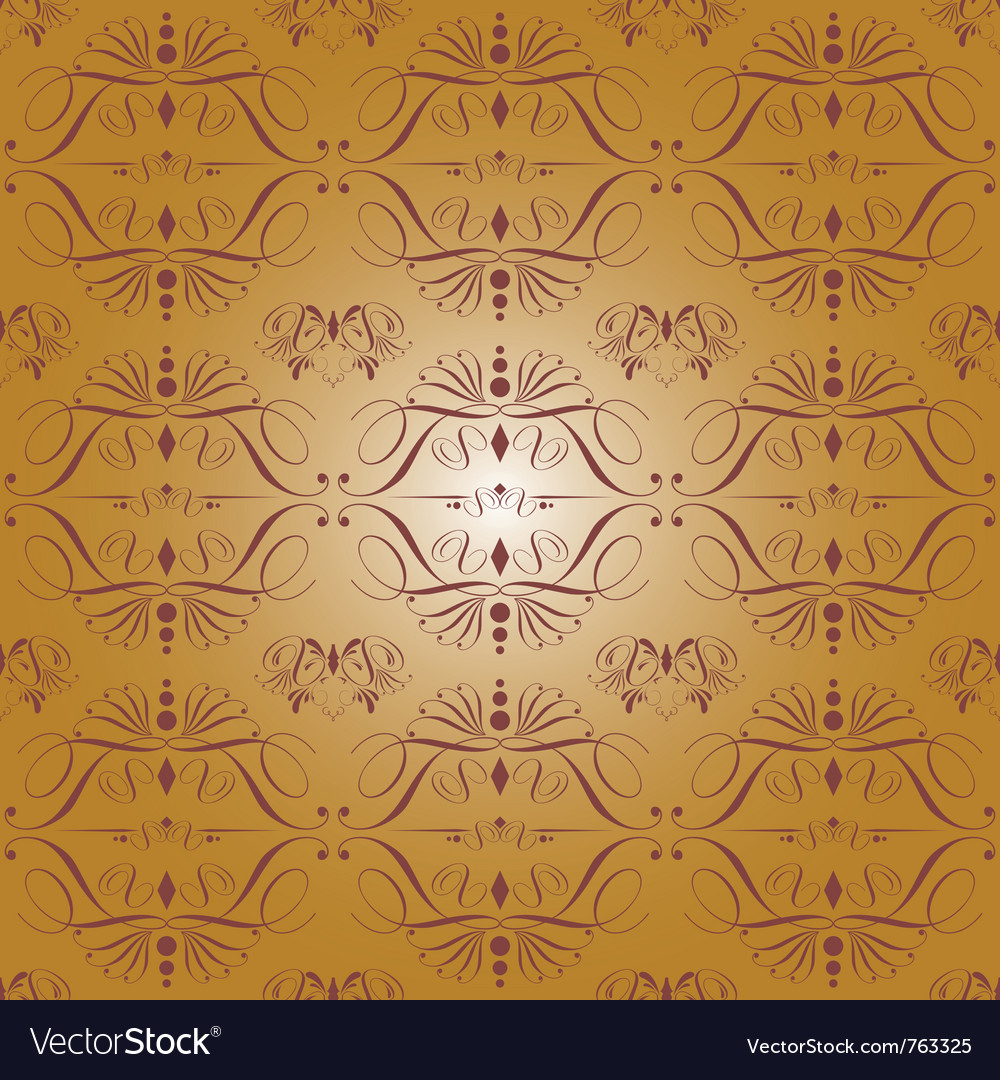 Seamless classical ornament vector | Price: 1 Credit (USD $1)
