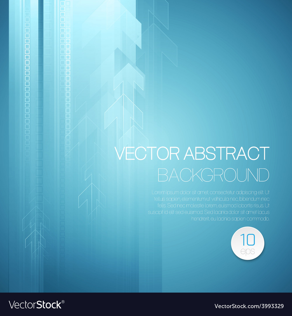 Abstract technology background with lines vector   Price: 1 Credit (USD $1)