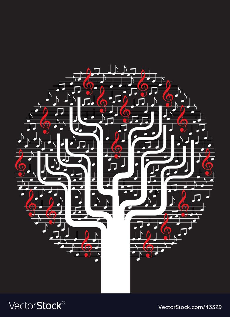 Music-tree vector   Price: 1 Credit (USD $1)