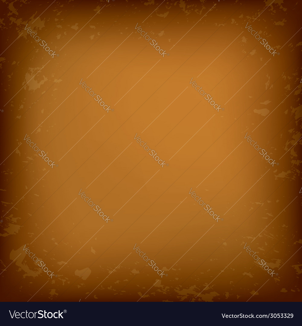 Old brown grungy background vector   Price: 1 Credit (USD $1)
