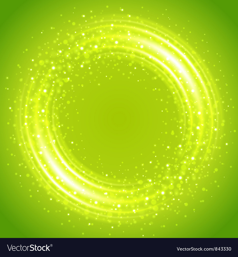 Abstract light ring vector | Price: 1 Credit (USD $1)