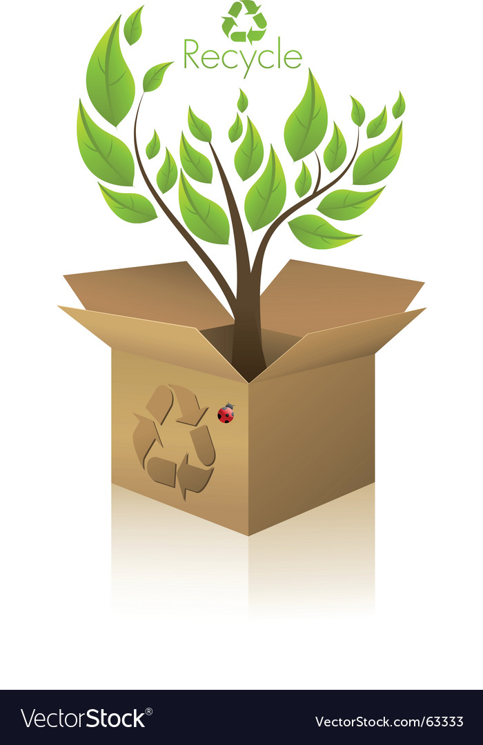 Recycle concept vector | Price: 1 Credit (USD $1)
