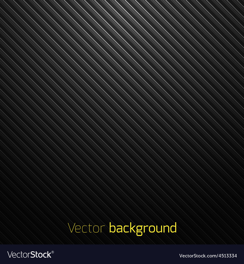 Abstract black striped background vector | Price: 1 Credit (USD $1)