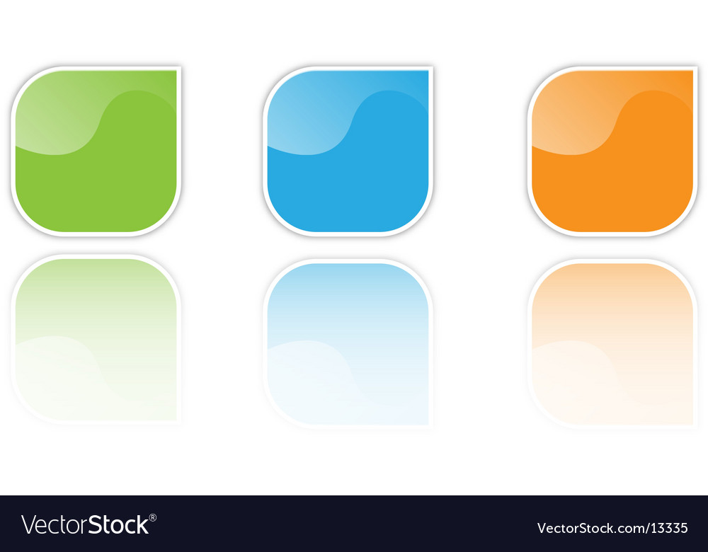 Icons for logos vector