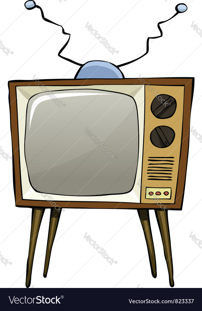 Tv vector | Price: 3 Credit (USD $3)